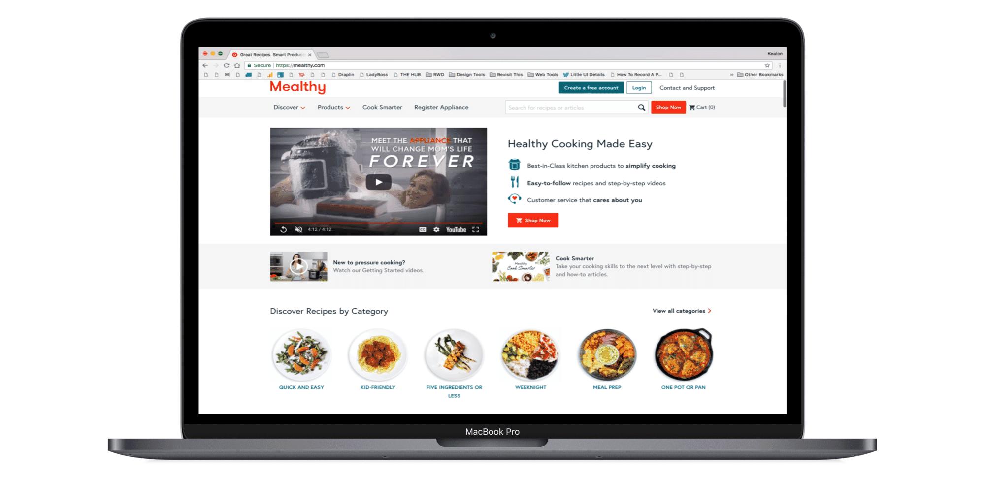 Mealthy.com