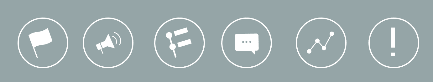 a picture of raisemore messaging icons